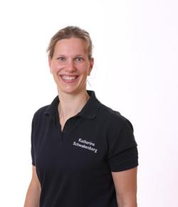 Physiotherapeutin Katharina Bücker aus Warendorf-Freckenhorst