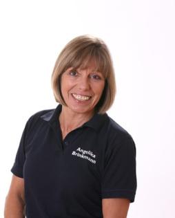 Teamassistentin Angelika Brinkmann aus Warendorf-Freckenhorst