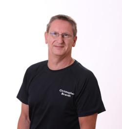 Physiotherapeut Christopher Brandt aus Warendorf-Freckenhorst
