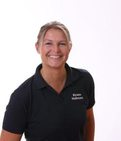 Physiotherapeutin Kirsten Hellmann aus Warendorf-Freckenhorst