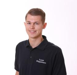 Physiotherapeut Luis Düpjahann aus Warendorf-Freckenhorst