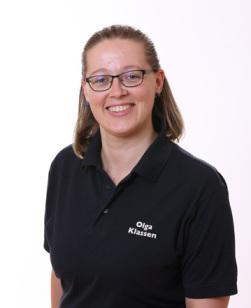 Physiotherapeutin Olga Klassen aus Warendorf-Freckenhorst