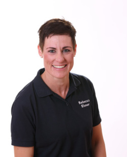Physiotherapeutin Rebecca Elsner aus Warendorf-Freckenhorst